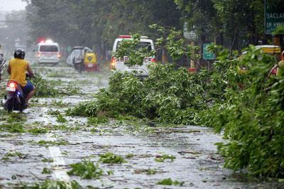 Число жертв тайфуна «Раммасун»,  в Китае увеличилось до 18 человек