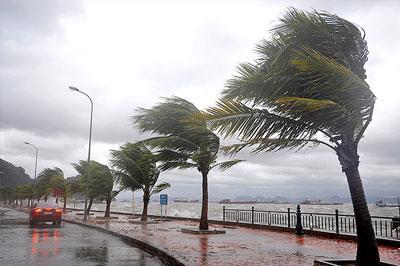 В Японии из-за тайфуна эвакуируют 300 тысяч человек