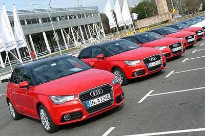 «Audi» отзывает 70 тысяч автомобилей