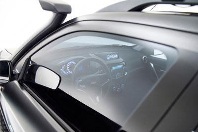 В сети появились официальные фотографии концепта «Chevrolet Niva»