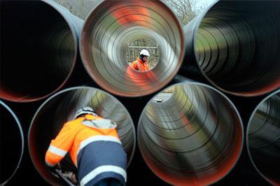 1 сентября начнется строительство газопровода «Сила Сибири»