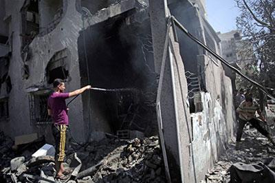 Израиль и ХАМАС договорились о 72-х часовом перемирие