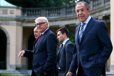 МИД РФ – «Есть небольшой прогресс в переговорах»