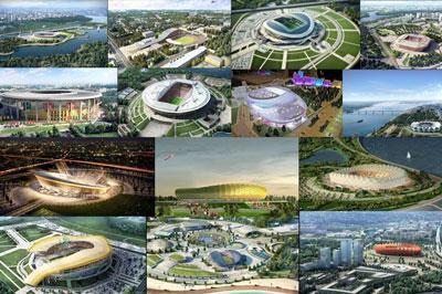 Йозеф Блаттер посетил Россию и обсудил вопросы стадионов к ЧМ 2018 года и крымских футбольных клубов