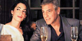 Свадьба десятилетия состоялась: Джордж Клуни и Амаль Аламуддин обменялись кольцами в Венеции