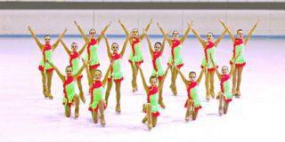 Синхронное фигурное катание может войти олимпийскую программу