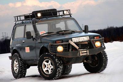 «Datsun» создаст внедорожник на базе «Нивы»