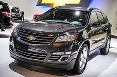 В 2015 году в России может появиться «Chevrolet Tracker»