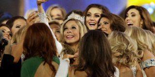 Россиянка стала обладательнице короны «Мисс Америка»