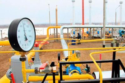 Украина запустила реверс газа из Словакии