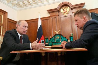 Алексей Миллер - «Газпром» может обеспечить спрос на европейском и китайском рынке