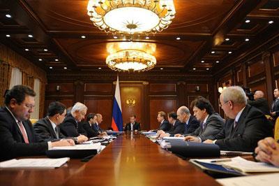 ВЭБ получит от правительства 30 миллиардов рублей