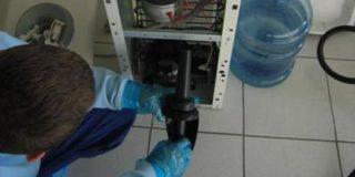 Вода из офисных кулеров подверглась жесткой проверке