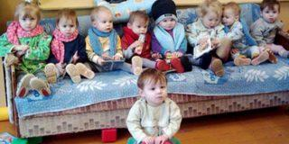 Детские дома Ленинградской области получат пять новых автобусов