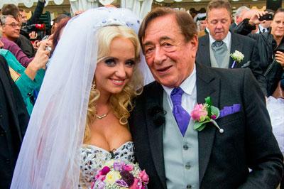 81-летний миллиардер из Австрии женился на 24-летней модели «Playboy»