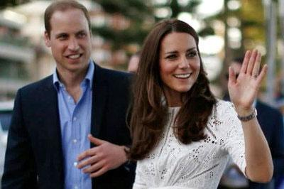 Принц Уильям и Кейт Миддлтон придумали имя для будущего ребенка