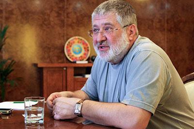 В Москве арестовали имущество Игоря Коломойского