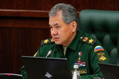 В Крыму будут развернуты войска ЮВО - Сергей Шойгу