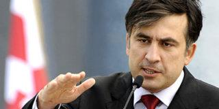 Саакашвили временно задержали в Греции