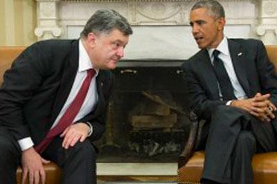 Обама отказал Украине в статусе внеблокового союзника НАТО