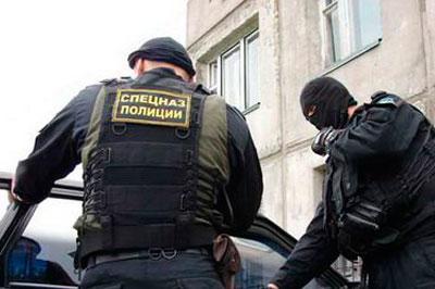 В Москве спецназ задержал подозреваемых в стрельбе по байкерам