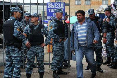 40 человек задержали в результате массовой драки в Москве