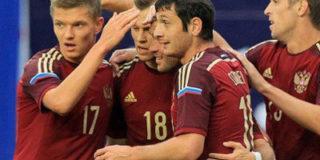 Россия – Лихтенштейн 4:0