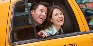 Поездки на такси с незнакомыми людьми наиболее выгодны