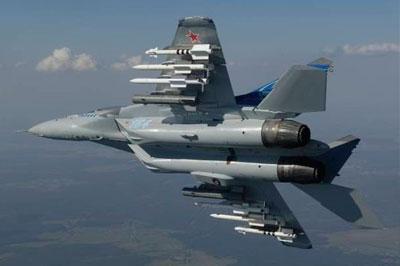 Вблизи Аляски замечены российские МиГ-35