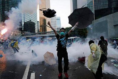 Из-за протестов в Китае заблокировали «Instagram»