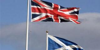 Количество желающих независимости Шотландии превысило 50%