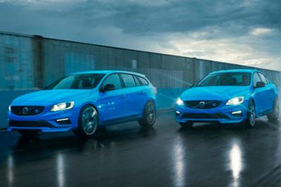 «Polestar» создаст «заряженные» Volvo XC60 и XC90