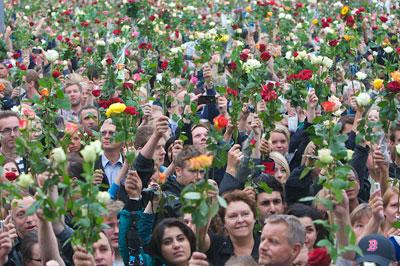 В Норвегии снимут сериал о теракте совершенном Андерсоном Брейвиком