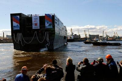 Россия будет судиться с Францией из-за «Мистраля»