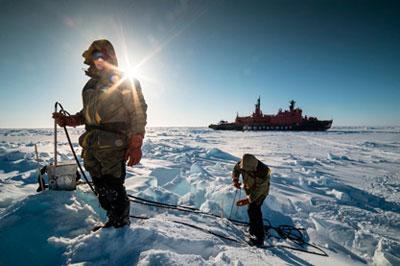 Россия составила обновленную заявку на 1,2 миллионов километров Арктического шельфа