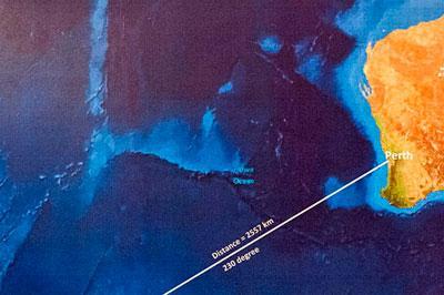 Поиски пропавшего малайзийского «Boeing» возобновятся
