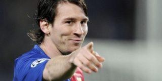 Месси повторил рекорд Рауля по количеству забитых в Лиге чемпионов мячей
