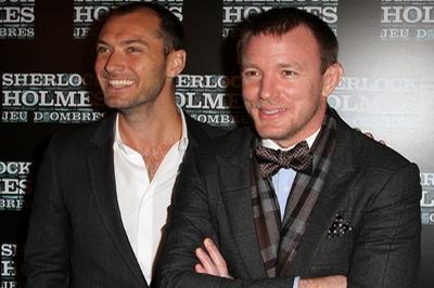 'Sherlock Holmes 2: Games Of Shadows' - Paris Premiere