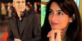 Клуни и его супруга намерены усыновить ребенка из Сирии