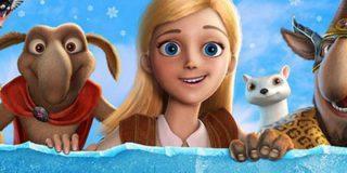 Мультфильм «Снежная королева-2» номинирован на «Золотой глобус»