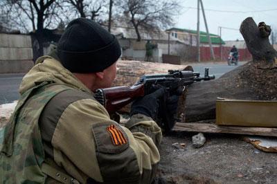 В ДНР заявляют, что украинские силовики начали полномасштабные боевые действия