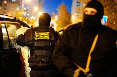 В Москве задержали «банду GTA»