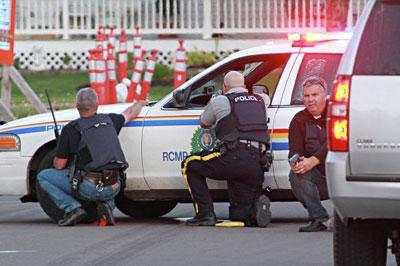 В Канаде мужчина получил пять пожизненных сроков