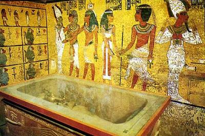 Гробница-Тутанхамона-1