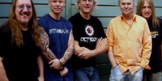 Uriah Heep едет в Россию со своим новым альбомом