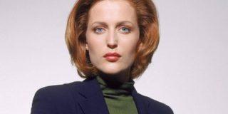 Джиллиан Андерсон прилетела в Петербург для участия в съемках сериала «Война и мир»