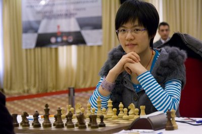 Hou Yifan semi final