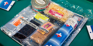 Россияне смогут оценить еду космонавтов