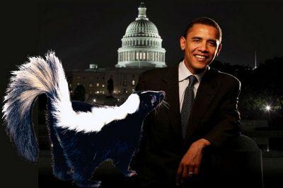 Obama-skuns