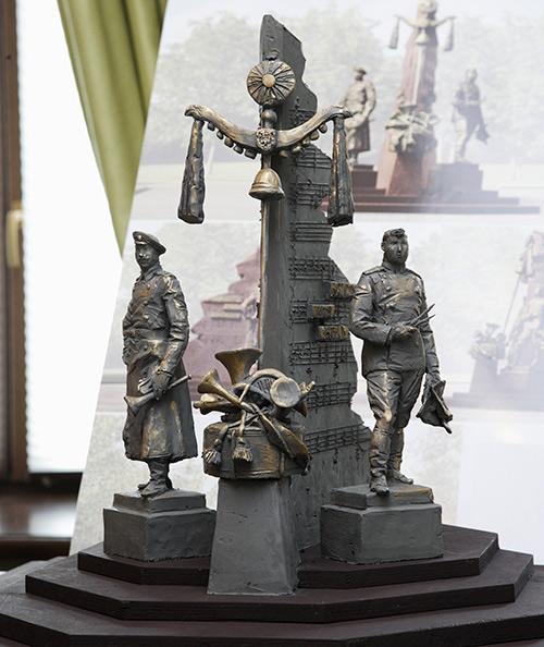 В Тамбове будет установлен памятник великим композиторам  Агапкину и Шатрову